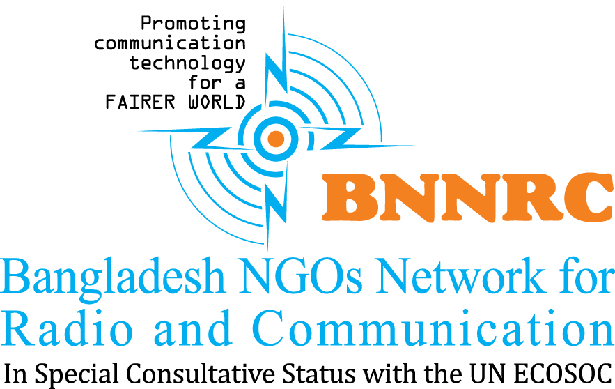 Bangladesh NGOs Network for Radio and Communication(BNNRC)